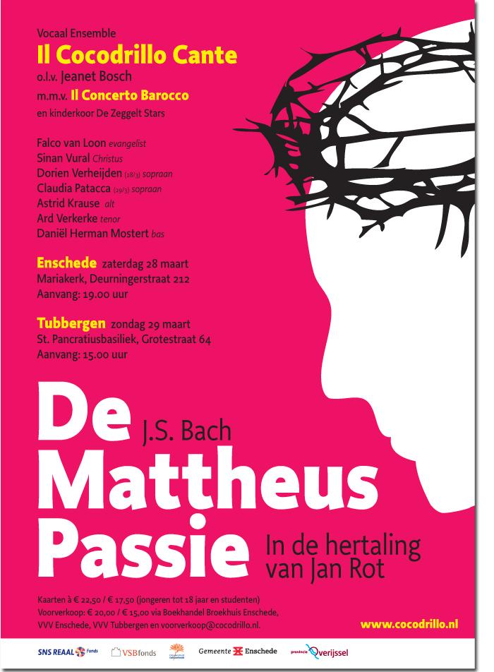 Affiche Mattheuspassie