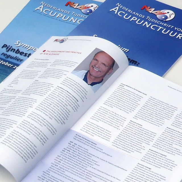 Syllabus Nederlandese Artsen Acupunctuur Vereniging NAAV