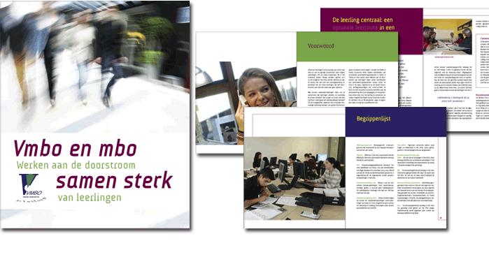 VMBO-brochure Samen Sterk