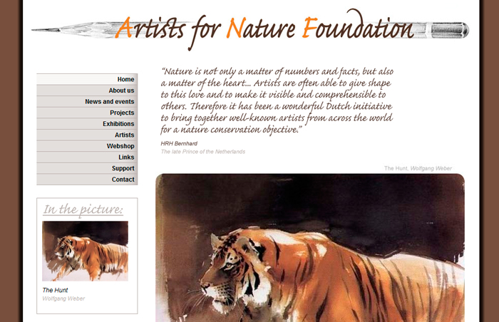 Artists for Nature Foundation