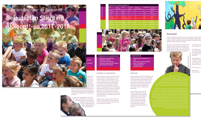 Brochure Beleidsplan Akkoord-PO!