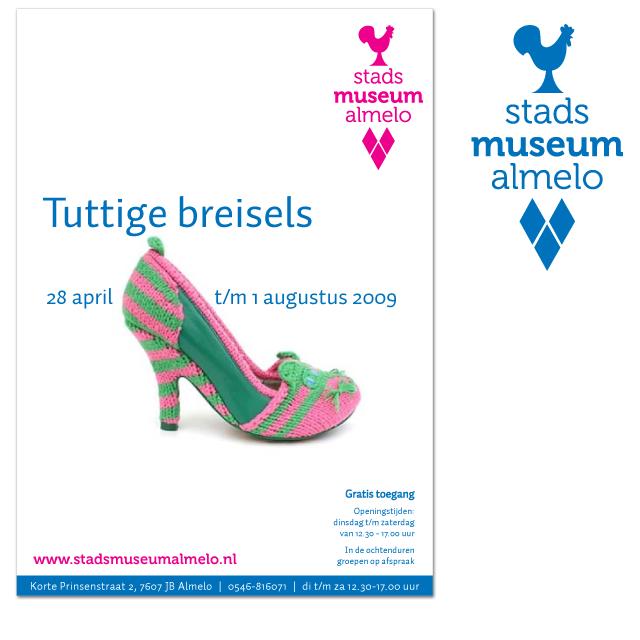 Nieuw logo Stadsmuseum Almelo