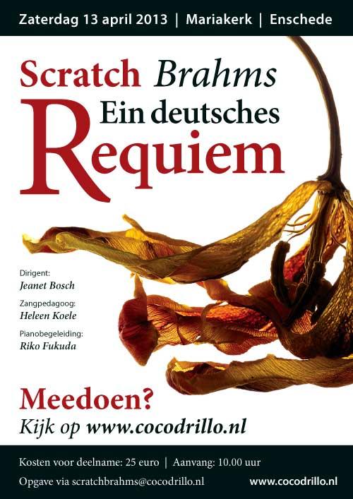 Scratch Brahms affiche