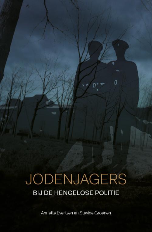 Boekomslag Jodenjagers